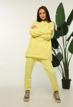 Брюки женские 123L3 желтый